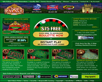roulette at spin palace casino